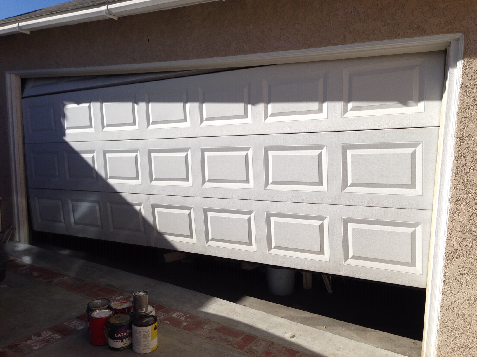Chamberlain Garage Door in Pacific Palisades