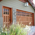 Craftsman Garage Door